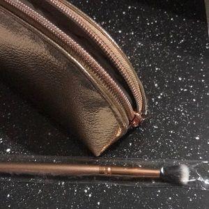 Morphe set Deluxe Blender Brush and make up bag